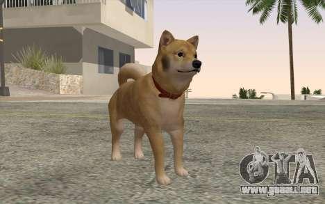 Perro para GTA San Andreas