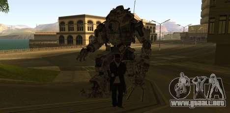 TitanFall Atlas para GTA San Andreas