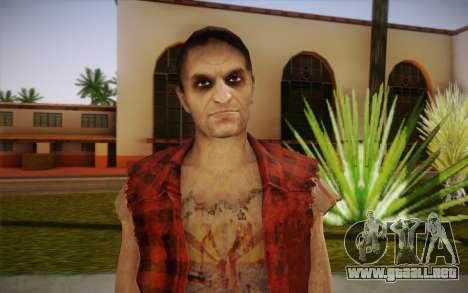 Sin hogar para GTA San Andreas tercera pantalla
