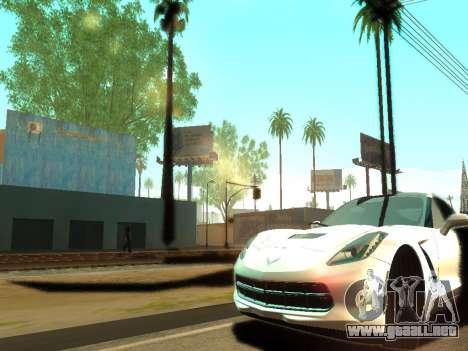 ENBSeries Realistic Beta v2.0 para GTA San Andreas tercera pantalla