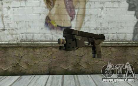 Glock 33 Advance para GTA San Andreas