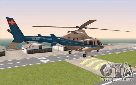 Bell 430 para GTA San Andreas left