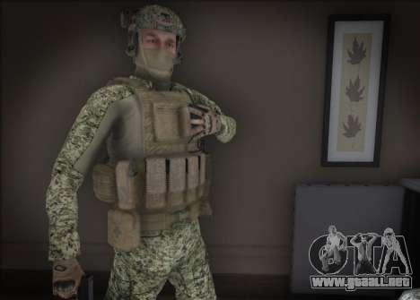 Alfa Antiterrorismo para GTA San Andreas tercera pantalla