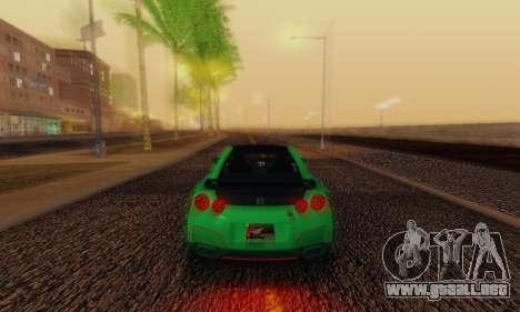 Heavy Roads (Los Santos) para GTA San Andreas novena de pantalla