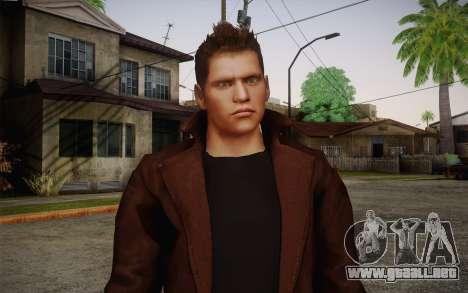 Dean Winchester para GTA San Andreas tercera pantalla