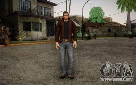 Dean Winchester para GTA San Andreas