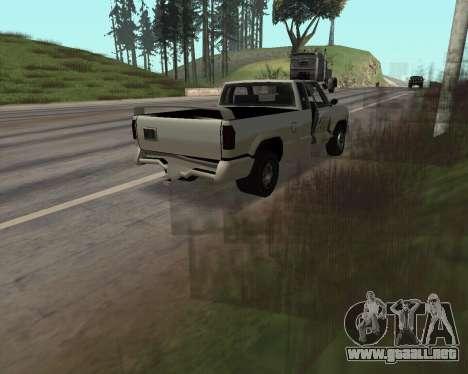 Recogida Nuevo para visión interna GTA San Andreas