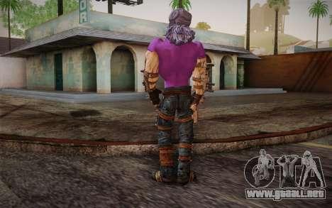 La abuela Flexington из Borderlands 2 para GTA San Andreas segunda pantalla