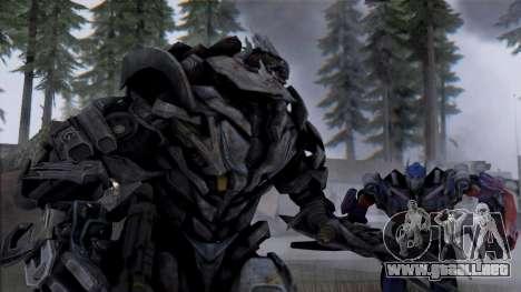 SA Beautiful Realistic Graphics 1.7 Final para GTA San Andreas quinta pantalla