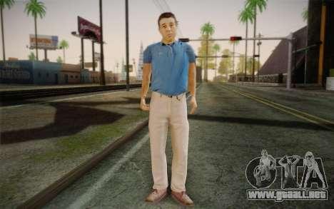 Un hombre de edad avanzada para GTA San Andreas