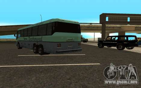 GTA 5 Dashound para la visión correcta GTA San Andreas