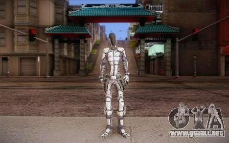 Zer0 из Borderlands 2 para GTA San Andreas