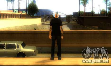 Punk (vwmycr) para GTA San Andreas tercera pantalla