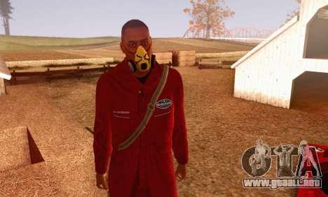 Bug Star Robbery 2 No Cap para GTA San Andreas segunda pantalla