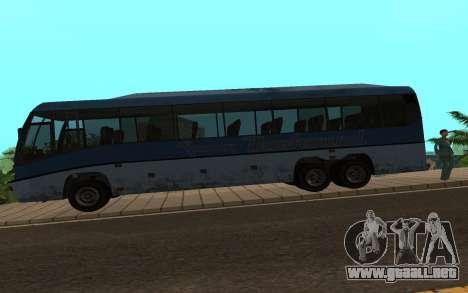 GTA 5 Dashound para GTA San Andreas left