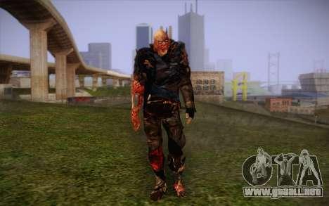 Zombie para GTA San Andreas