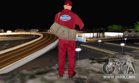 Bug Star Robbery para GTA San Andreas quinta pantalla