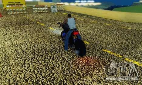 Heavy Roads (Los Santos) para GTA San Andreas décimo de pantalla