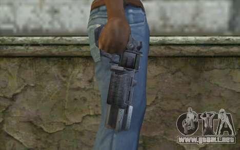Mercy Gun para GTA San Andreas tercera pantalla
