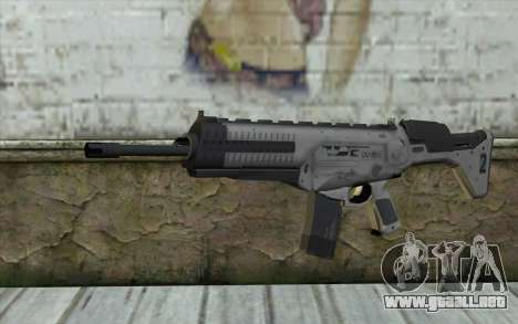 ARX-160 Rifle de Asalto из BACALAO Fantasmas para GTA San Andreas