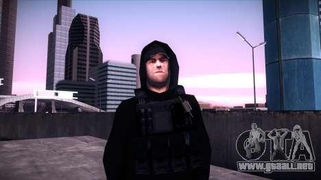 Special Weapons and Tactics Officer Version 4.0 para GTA San Andreas décimo de pantalla