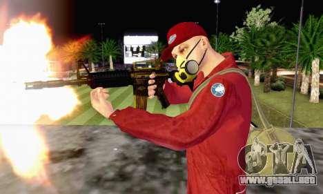 Bug Star Robbery para GTA San Andreas tercera pantalla