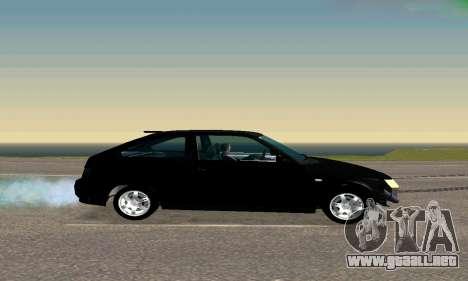 VAZ 21123 TURBO-Serpiente v2 para la visión correcta GTA San Andreas
