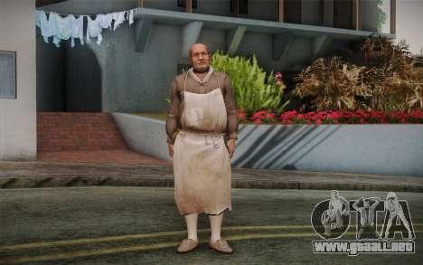 Cocinar para GTA San Andreas