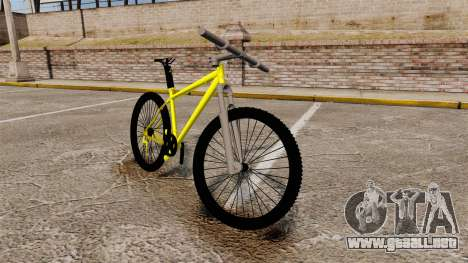 GTA V Mountain Bike para GTA 4