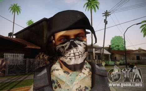 Desmadroso v6 para GTA San Andreas tercera pantalla