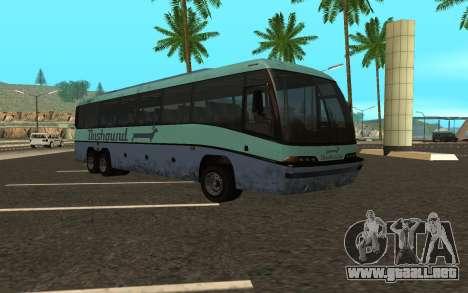 GTA 5 Dashound para GTA San Andreas
