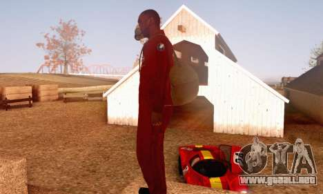 Bug Star Robbery 2 No Cap para GTA San Andreas sucesivamente de pantalla