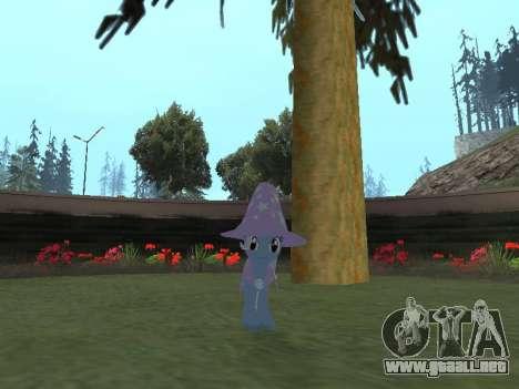 Trixie para GTA San Andreas tercera pantalla