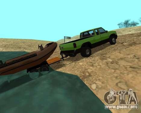 Recogida Nuevo para el motor de GTA San Andreas