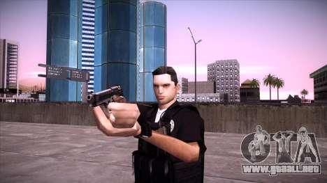 Special Weapons and Tactics Officer Version 4.0 para GTA San Andreas séptima pantalla