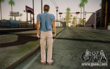 Un hombre de edad avanzada para GTA San Andreas segunda pantalla
