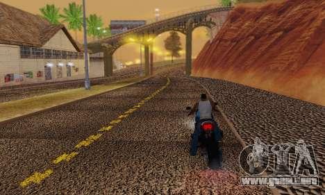 Heavy Roads (Los Santos) para GTA San Andreas sexta pantalla