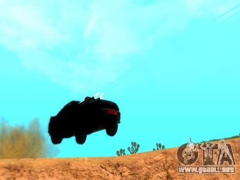 ENBSeries Realistic Beta v2.0 para GTA San Andreas séptima pantalla