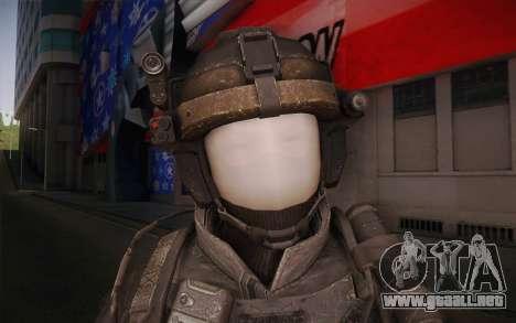 U.S. Secret Service Operative para GTA San Andreas tercera pantalla