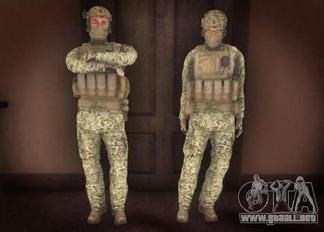 Alfa Antiterrorismo para GTA San Andreas
