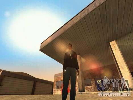 Cleo Tenpenny para GTA San Andreas segunda pantalla