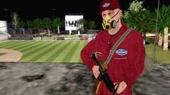 Bug Star Robbery para GTA San Andreas