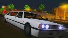Vincent Limousine para GTA San Andreas