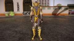 Escorpión из Mortal Kombat 9