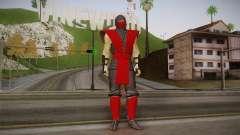 Clásico Ermac из MK9 DLC para GTA San Andreas