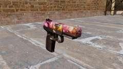 Pistola FN Cinco de los siete Puntos para GTA 4