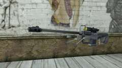 Sniper Rifle from Halo 3 para GTA San Andreas