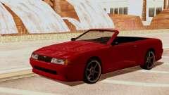 Elegía Convertible para GTA San Andreas