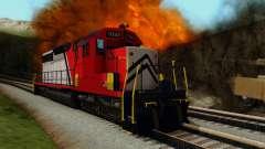 GTA V Trem para GTA San Andreas