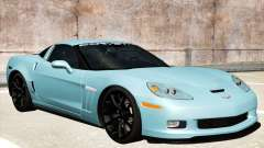Chevrolet Corvette Grand Sport para GTA San Andreas